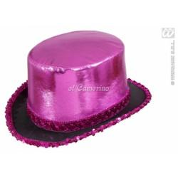 Sombrero CHISTERA FUCSIA