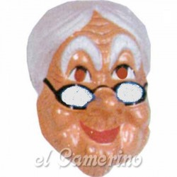 Máscara ABUELA