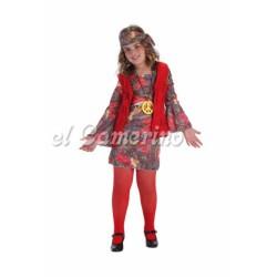 Disfraz HIPPY PARTY YE-YE