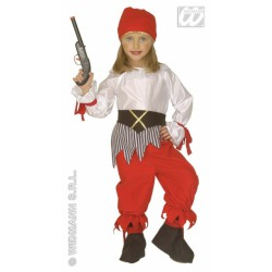 Disfraz PIRATESA PANTALON