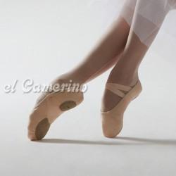 Zapatilla media punta escupture II - Lona