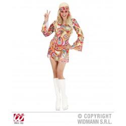 Disfraz HIPPY GIRL