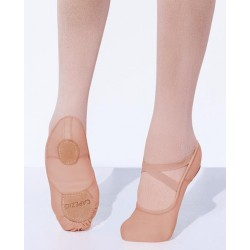 Zapatilla media punta