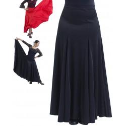 Falda Flamenco-Godés