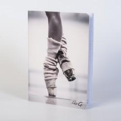 Cuaderno Ballet A4