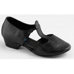 Zapato sandalia-Piel