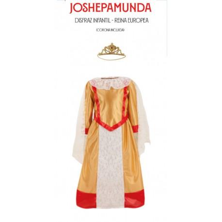 Disfraz JOSHEPAMUNDA
