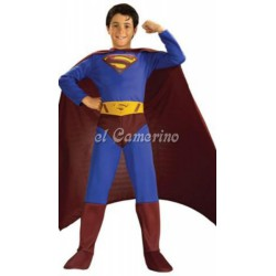 Disfraz SUPERMAN RETURNS